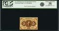 Fractional Currency:First Issue, Fr. 1229 5¢ First Issue PCGS Choice About New 58 Apparent.. ...