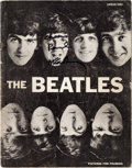 """Music Memorabilia:Autographs and Signed Items, Beatles - Paul McCartney Signed Vintage """"The Beatles Pictures ForFraming"""" Fan Publication (1964). ..."""