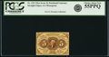 Fractional Currency:First Issue, Fr. 1231 5¢ First Issue PCGS Choice About New 55PPQ.. ...