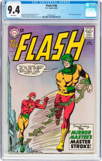 The Flash #146 (DC, 1964) CGC NM 9.4 White pages