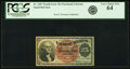 Fractional Currency:Fourth Issue, Fr. 1307 25¢ Fourth Issue PCGS Very Choice New 64.. ...