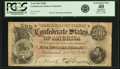 Confederate States of America - T64 $500 1864 PF-2, Cr. 489. PCGS Extremely Fine 40 Apparent