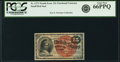 Fractional Currency:Fourth Issue, Fr. 1271 15¢ Fourth Issue PCGS Gem New 66PPQ.. ...