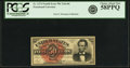Fractional Currency:Fourth Issue, Fr. 1374 50¢ Fourth Issue Lincoln PCGS Choice About New 58PPQ.. ...