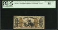 Fractional Currency:Third Issue, Fr. 1356 50¢ Third Issue Justice PCGS Choice About New 58.. ...