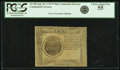 Colonial Notes:Continental Congress Issues, Continental Currency September 26, 1778 $7 Blue CounterfeitDetector PCGS Choice About New 55.. ...