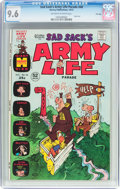 Bronze Age (1970-1979):Humor, Sad Sack's Army Life Parade #48 File Copy (Harvey, 1973) CGC NM+9.6 Off-white to white pages....