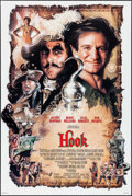 "Movie Posters:Adventure, Hook & Other Lot (Tri-Star, 1991). One Sheets (3) (27"" X 40.5"",26.75"" X 39.75) DS Regular & Advance. Adventure.. ... (Total: 3Items)"
