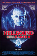 """Movie Posters:Horror, Hellbound: Hellraiser II & Other Lot (New World, 1988). One Sheets (2) (27"""" X 40"""") SS. Horror.. ... (Total: 2 Items)"""