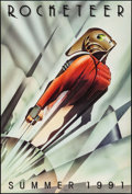 """Movie Posters:Action, Rocketeer (Walt Disney Pictures, 1991). One Sheet (27"""" X 40"""") DS Advance. Action.. ..."""