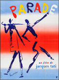 """Movie Posters:Foreign, Parade (Planfilm, 1974). French Grande (46.25"""" X 62""""). Foreign.. ..."""