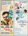 """Movie Posters:Comedy, Goodbye Charlie & Others Lot (20th Century Fox, 1964). Inserts (3) (14"""" X 36""""). Comedy.. ... (Total: 3 Items)"""