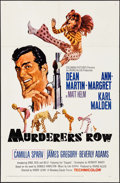 "Movie Posters:Action, Murderers' Row (Columbia, 1966). One Sheet (27"" X 41""). Action.. ..."