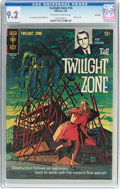 Silver Age (1956-1969):Horror, Twilight Zone #16 File Copy (Gold Key, 1966) CGC NM- 9.2 Off-whiteto white pages....