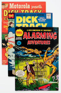 Harvey Golden and Silver Comics File Copies Group of 31 (Harvey, 1953-62) Condition: Average VF.... (Total: 31 Comic Boo...
