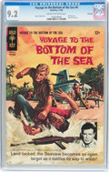 Silver Age (1956-1969):Adventure, Voyage to the Bottom of the Sea #6 File Copy (Gold Key, 1966) CGC NM- 9.2 Cream to off-white pages....