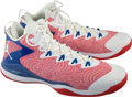 Basketball Collectibles:Others, 2014 Blake Griffin Game Worn Los Angeles Clippers Sneakers....