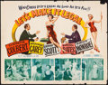 """Movie Posters:Comedy, Let's Make It Legal (20th Century Fox, 1951). Half Sheet (22"""" X 28""""). Comedy.. ..."""