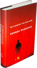 Books:Literature 1900-up, Cormac McCarthy. No Country for Old Men. New York: 2005.First edition, signed issue....