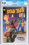 Bronze Age (1970-1979):Science Fiction, Star Trek #57 (Whitman, 1978) CGC NM/MT 9.8 Off-white to whitepages....