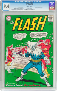 The Flash #150 (DC, 1965) CGC NM 9.4 White pages