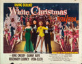 "Movie Posters:Musical, White Christmas (Paramount, 1954). Half Sheet (22"" X 28""). Musical.. ..."