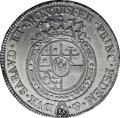 Italy: , Italy: Sardinia. Carlo Emanuele III 1/4 Scudo 1756, KM-C16, AU-UNC,highly lustrous and boldly struck, two tiny spots near the rim,...
