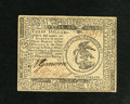 Colonial Notes:Continental Congress Issues, Continental Currency February 17, 1776 $3 Choice About New. A lightcenterfold is seen on this broadly margined and well sig...