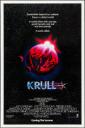 "Movie Posters:Fantasy, Krull & Others Lot (Columbia, 1983). One Sheets (5) (27"" X 41"" & 27"" X 40) SS & DS, Advance & Regular. Fantasy.. ... (Total: 5 Items)"