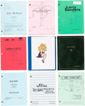 Movie/TV Memorabilia:Documents, A Farrah Fawcett Large Collection of Scripts from Television Shows,1980s-2000s.... (Total: 2 )
