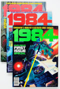 Magazines:Science-Fiction, 1984/1994 Group of 25 (Warren, 1978-83) Condition: Average VF/NM.... (Total: 25 Comic Books)