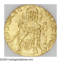 Ancients:Byzantine, Ancients: Basil I, with Constantine. A.D. 867-886. AV solidus (19mm, 4.27 g). Constantinople, A.D. 868-879. Christ enthroned facing,...