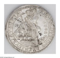 Austria: , Austria: Archduke Leopold Taler 1632 Hall, KM629.2, sharplydetailed XF-AU, lightly cleaned with some remaining darkpatination, espe...
