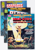 Magazines:Superhero, Marvel Preview Group of 20 (Marvel, 1974-80) Condition: Average VF/NM.... (Total: 20 Comic Books)