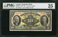 Canadian Currency: , Toronto, ON- Dominion Bank $10 Jan. 3, 1938 Ch. # 220-28-04.. ...