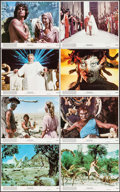 "Movie Posters:Fantasy, Clash of the Titans (MGM, 1981). Mini Lobby Card Set of 8 (8"" X10""), Uncut Pressbook (8 Pages, 11"" X 17""), Program (9"" X 12...(Total: 12 Items)"