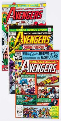 The Avengers Group of 40 (Marvel, 1975-82) Condition: Average NM-.... (Total: 40 Comic Books)