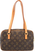 "Luxury Accessories:Bags, Louis Vuitton Classic Monogram Canvas Cite PM Bag. Very GoodCondition. 10"" Width x 6.5"" Height x 4"" Depth. ..."