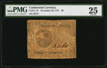Colonial Notes:Continental Congress Issues, Continental Currency November 29, 1775 $6 PMG Very Fine 25.. ...