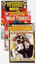 Bronze Age (1970-1979):Horror, DC Bronze Age Comics Group Horror Group of 10 (DC, 1963-75)....(Total: 10 Comic Books)