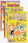 Bronze Age (1970-1979):Cartoon Character, Richie Rich Inventions File Copies Box Lot (Harvey, 1977-82) Condition: Average NM-....