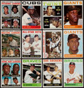 Baseball Cards:Lots, 1964 Topps Baseball Collection (64)....