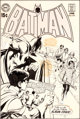 Neal Adams Batman #222 Cover Beatles Original Art, Color Guide, and Printer's Proof Group of 3 (DC, 1970).... (Total: 3...