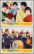 """Movie Posters:Rock and Roll, Help! (United Artists, 1965). Lobby Cards (2) (11"""" X 14""""). Rock andRoll.. ... (Total: 2 Items)"""