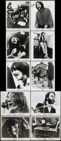 "Movie Posters:Rock and Roll, Let It Be (United Artists, 1970). Photos (19) (8"" X 10""). Rock andRoll.. ... (Total: 19 Items)"