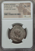 Ancients:Roman Provincial , Ancients: SYRIA. Antioch. Gordian III (AD 238-244). AR tetradrachm.NGC Choice VF....