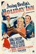"Movie Posters:Musical, Holiday Inn (Paramount, 1942). One Sheet (27"" X 41"").. ..."