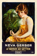 "Movie Posters:Drama, A Yankee Go-Getter (Arrow Film, 1921). One Sheet (27"" X 41"").. ..."