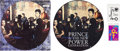"Music Memorabilia:Memorabilia, Prince & the New Power Generation Signed ""Thunder"" Picture Disc with Two Backstage Passes (Paisley Park/Warner Bros. W0113TP, ..."
