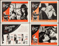 """Movie Posters:Foreign, Boccaccio '70 (Embassy, 1962). Lobby Card Set of 4 (11"""" X 14"""").Foreign.. ... (Total: 4 Items)"""